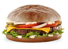 burgerme Best Angus Cheese