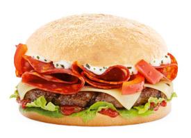 burgerme Best Angus Chorizo