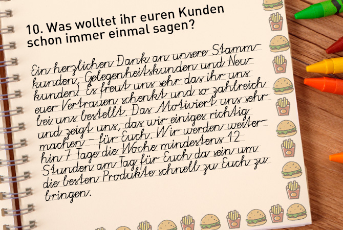 burgerme Interview