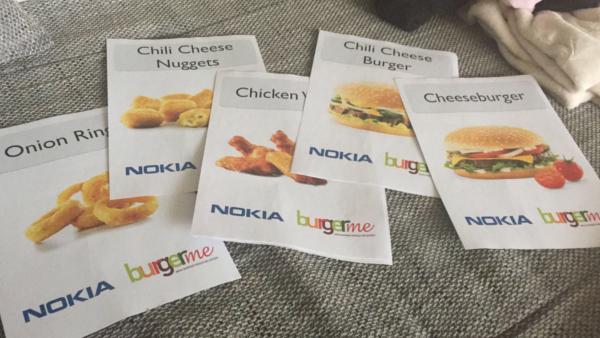 burgerme Nokia