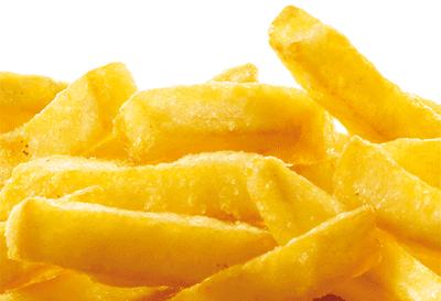 Burgerme Pommes frites
