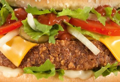 Unser veganer Cheese Burger ist da!