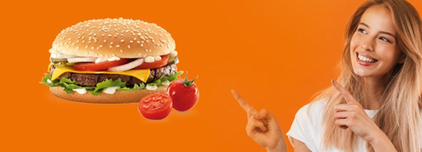 Burger bestellen in Leipzig