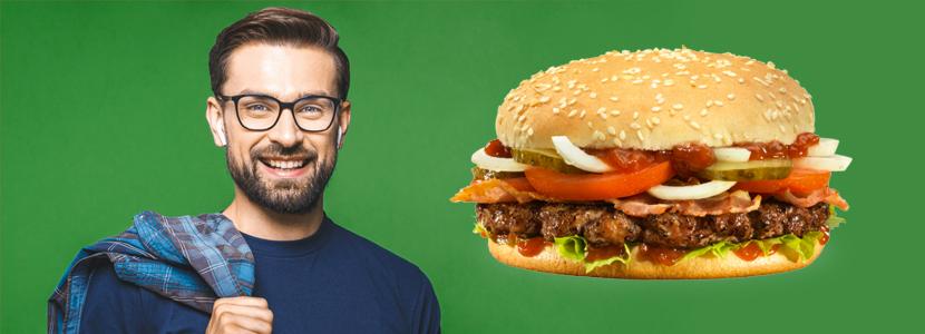 Angus Burger bestellen von burgerme
